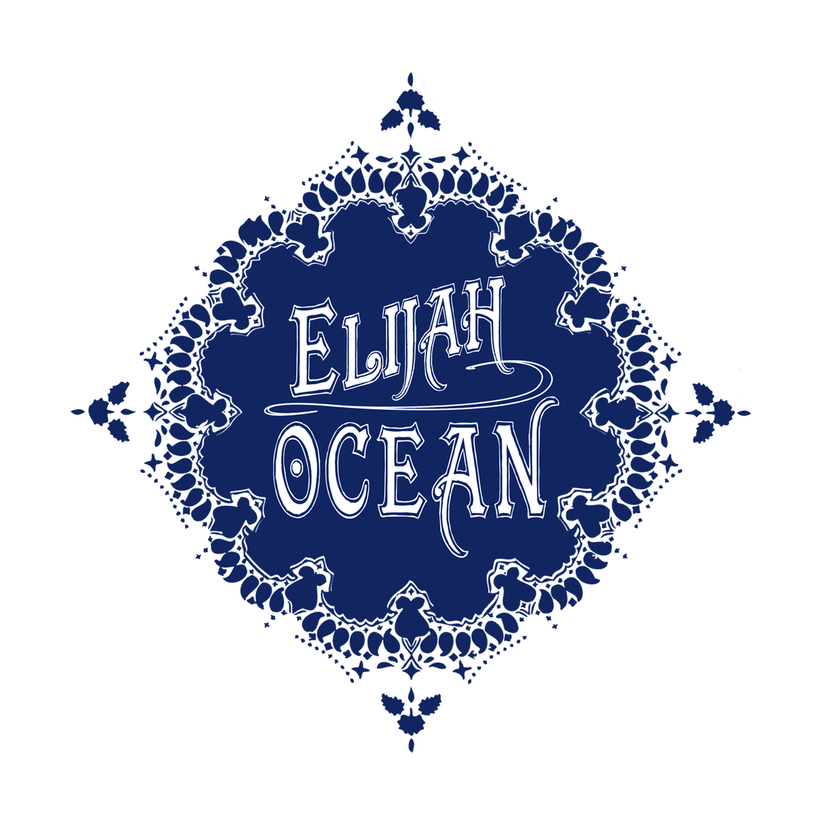 Feast to the Beat Logo: Elijah Ocean