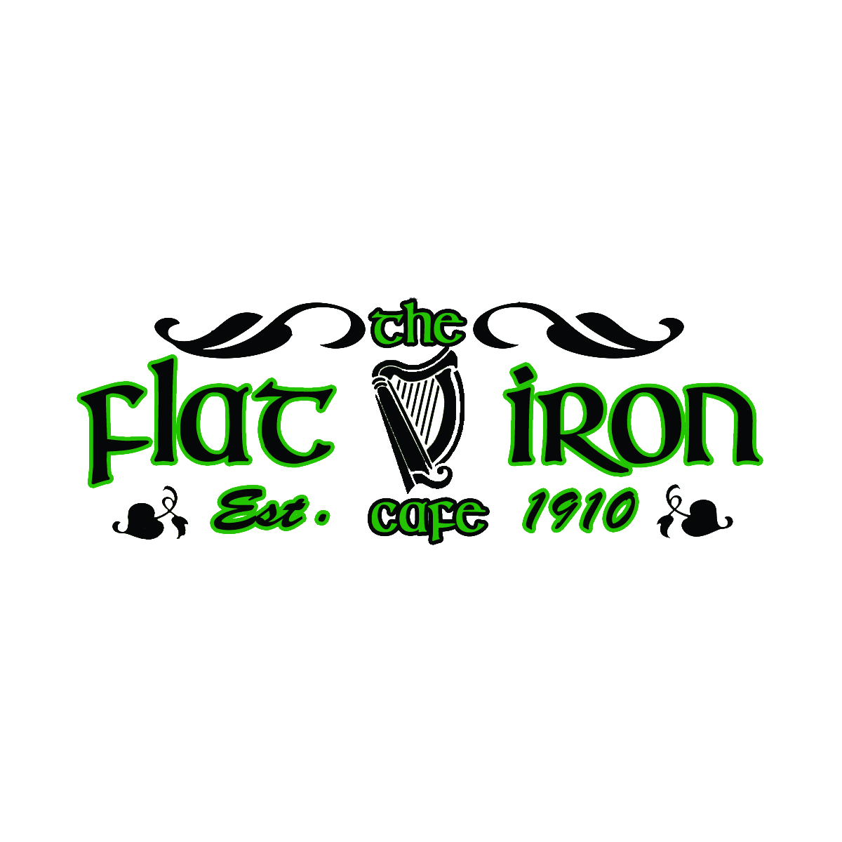 Partner Logo: Flat Iron Cafe