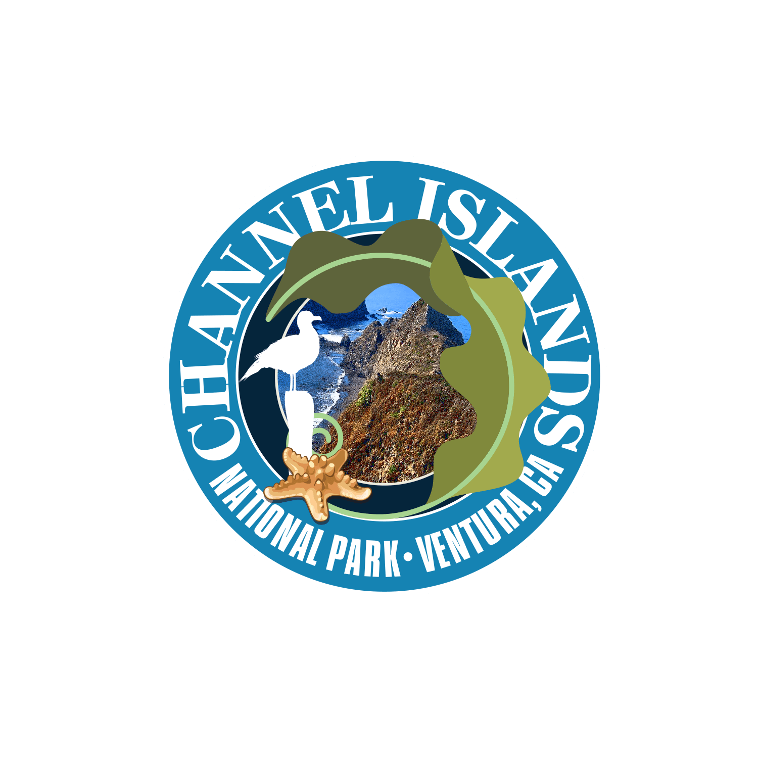 Channel Islands National Park Logo