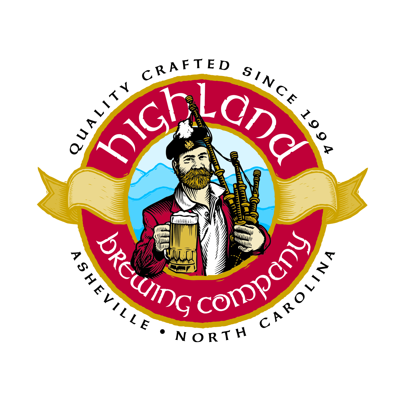 Partners Logo: Highland Brewing Company
